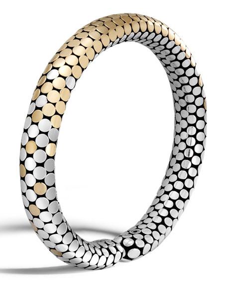 John Hardy Dot Gold & Silver Slim Flex