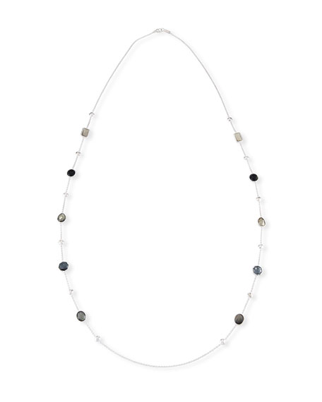Ippolita 925 Rock Candy?? Medium-Station Necklace in Black