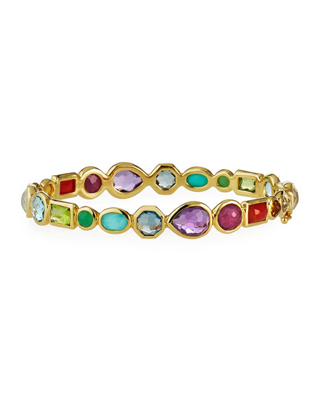 Ippolita 18K Rock Candy Hero Gelato Mixed Hinge