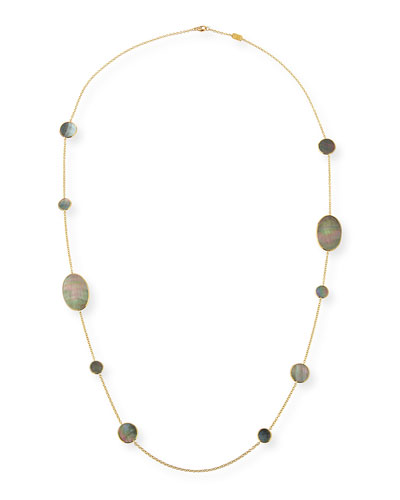 Shell Station Necklace