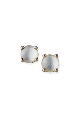 Ippolita Rock Candy Stud Earrings in Mother-of-Pearl