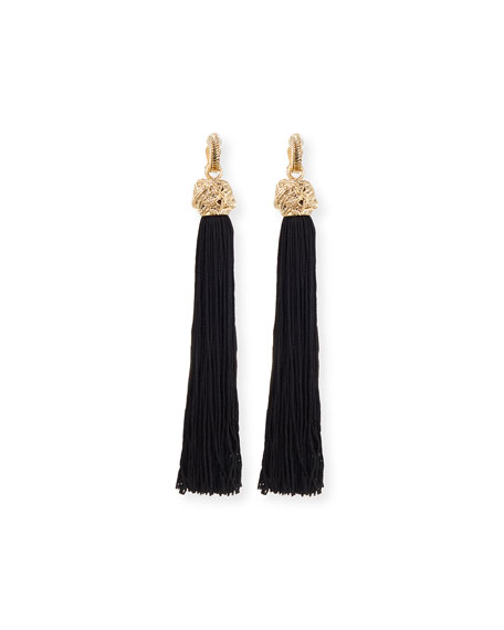 Loulou Tassel Duster Earrings