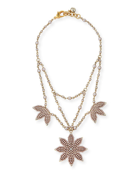 Tuileries Statement Necklace
