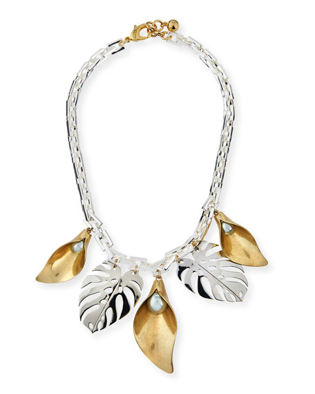 Lulu Frost Jardin Statement Necklace