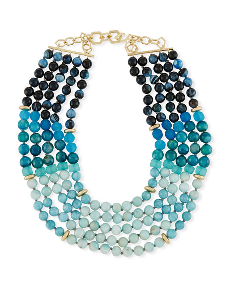 Akola Multi-Strand Necklace