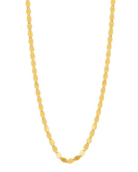 LANA Bond Mega Nude Single-Strand Necklace, 30