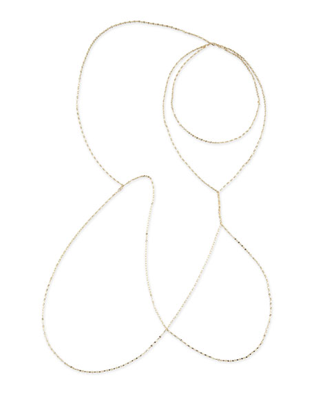 LANA Blake 14k Gold Body Chain