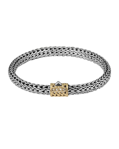 John Hardy Gold-Accent Small Cable-Chain Bracelet