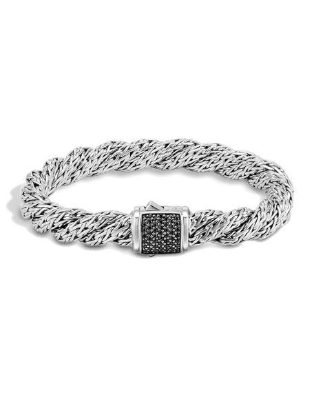 Classic Chain Lava Medium Twisted Chain Bracelet