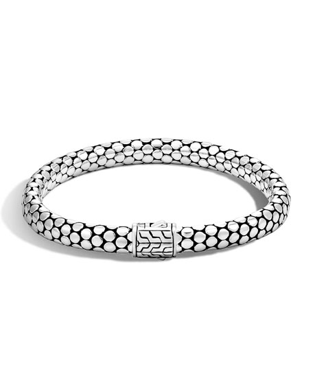 John Hardy Dot Silver Small Chain Bracelet