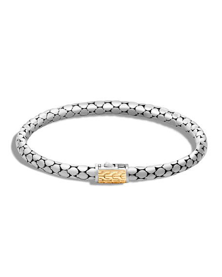 John Hardy Dot Slim Sterling Silver Bracelet