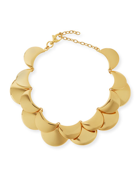 Golden Cove Necklace
