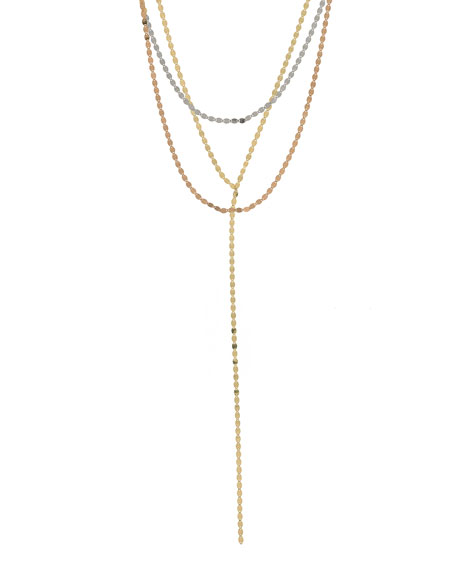 Tri Multi Blake Chain Necklace