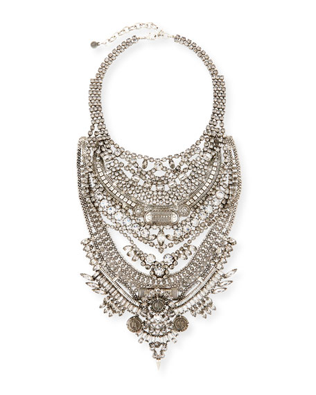 Dylanlex Falkor IIX Totem Statement Necklace