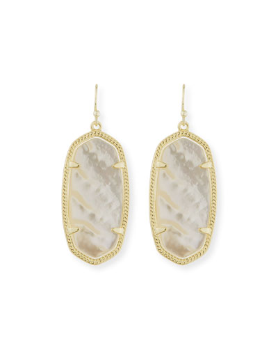 Elle Statement Drop Earrings