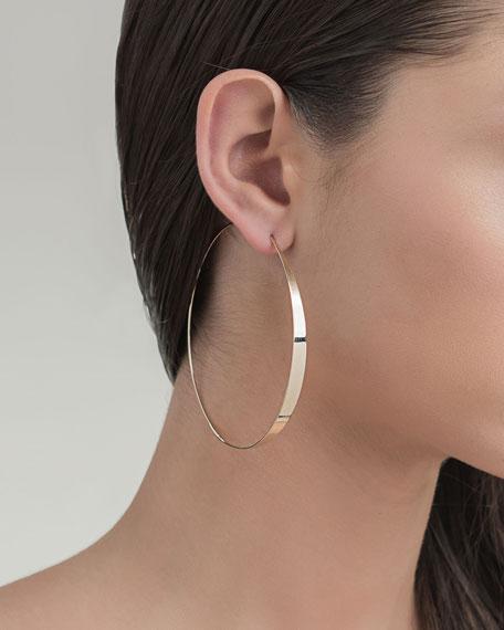 LANA XL Glam Hoop Earrings