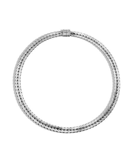 John Hardy Modern Chain Small Collar Necklace
