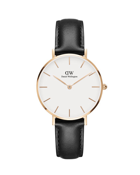 Daniel Wellington 32mm Classic Petite Sheffield Watch
