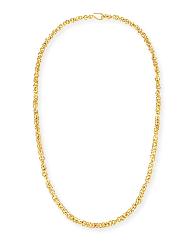 Dina Mackney Hill Tribe Chain Necklace, 18
