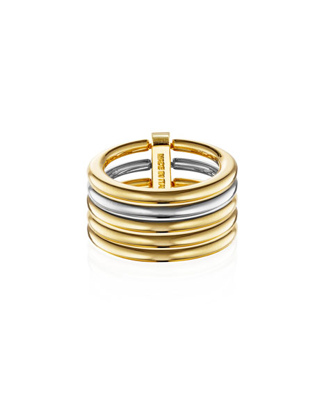 Sophia Stacked Band Ring