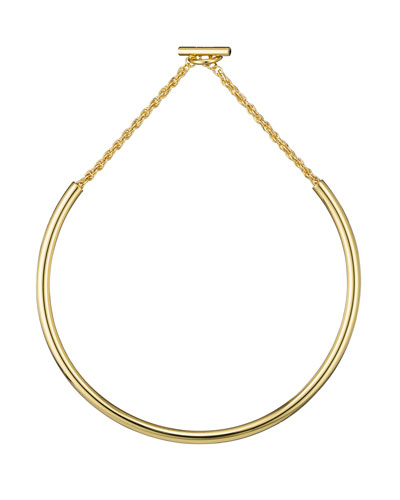 Nora Toggle Collar Necklace