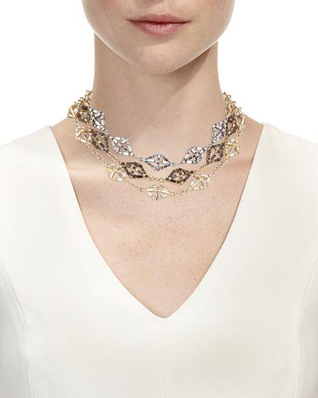 Gloria Crystal Statement Necklace