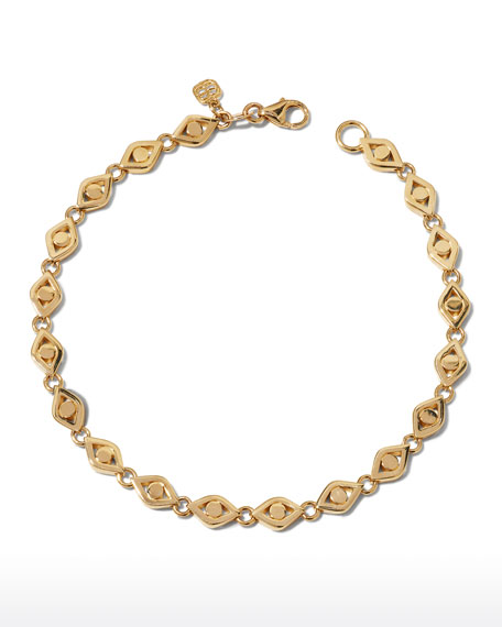 Continuous Eye Link Bracelet