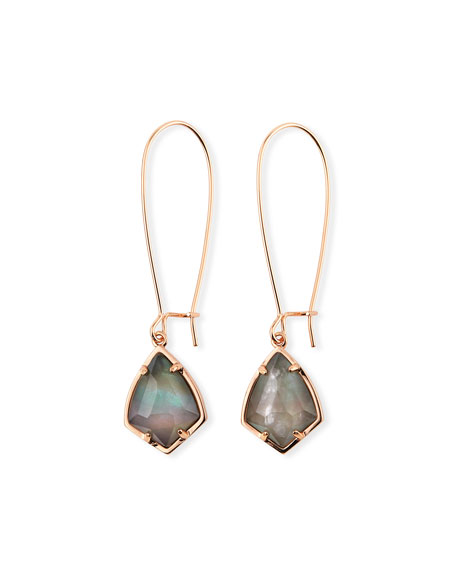 Kendra Scott Carinne Statement Earrings