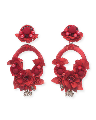 Posie Statement Earrings