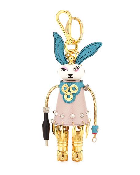 Prada Lola Bunny Rabbit Charm for Handbag