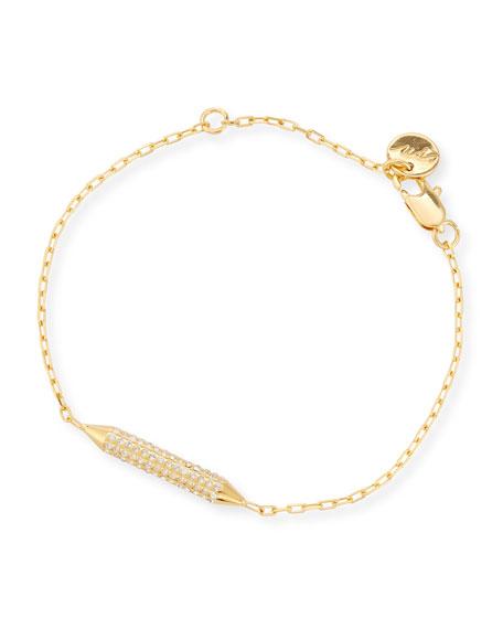 CYN Mio Crystal Bar Station Bracelet