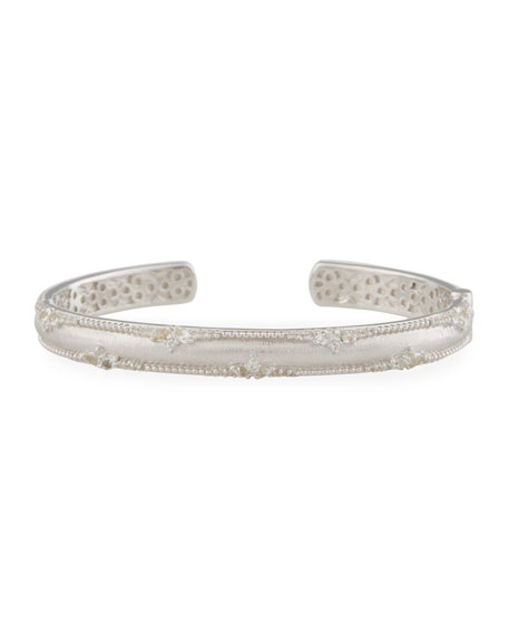 Jude Frances City of Lights Kick Cuff Bracelet