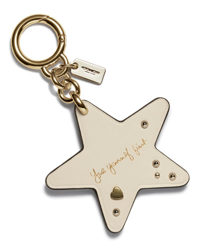 Selena Star Charm for Handbag