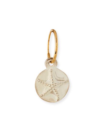 Starfish Coin Single Earring