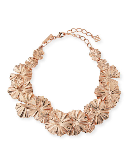 Wildflower Statement Necklace