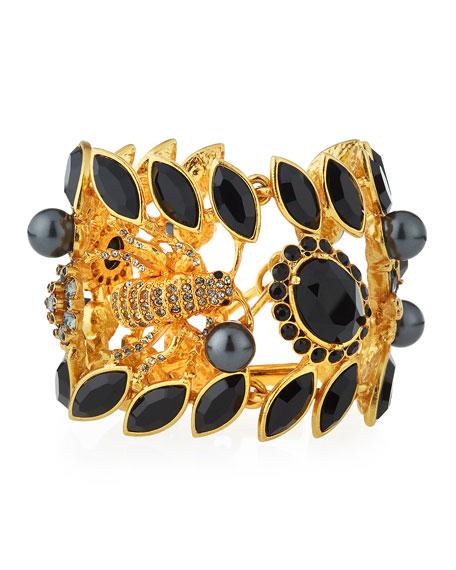 Wildlife Toggle Bracelet