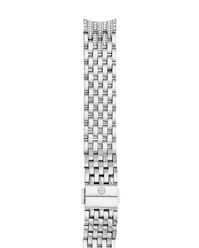 Sidney Diamond Taper Bracelet Strap