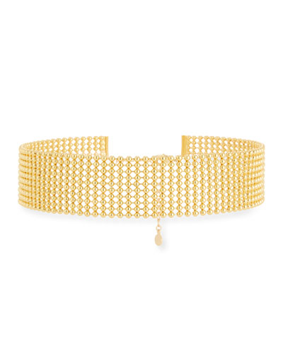 Newport Link Choker Necklace