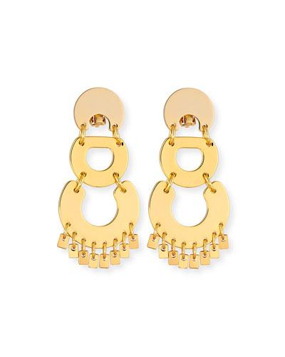 Pinata Statement Earrings