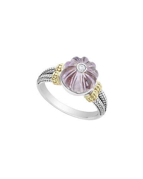 Lagos 18k Caviar™ Forever Bead Ring