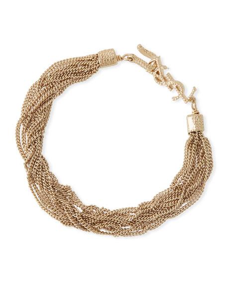 Loulou Multi-Chain Bracelet