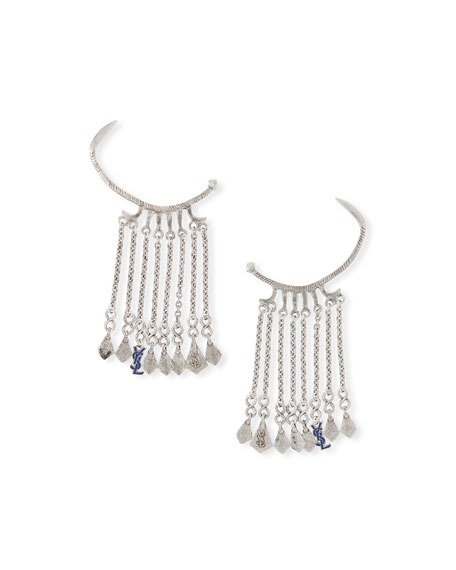 Marrakech Dangle Ear Cuffs