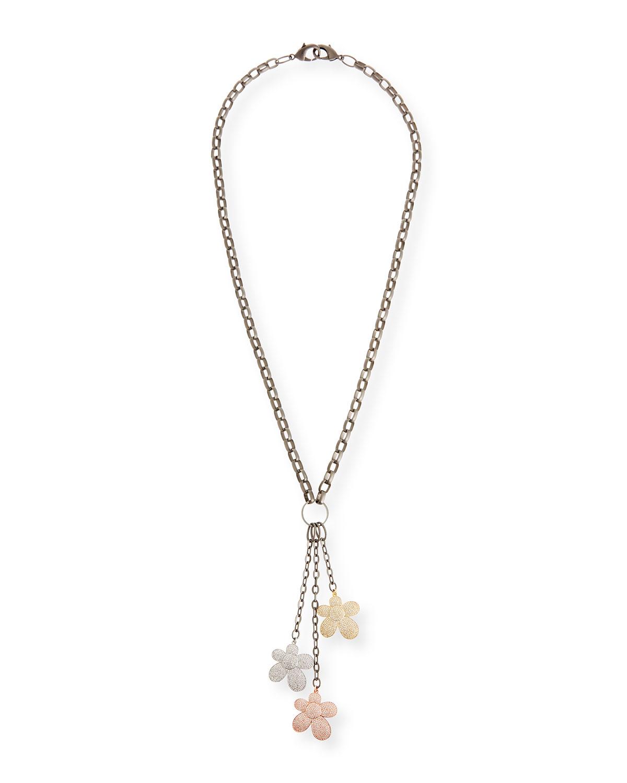 a453297b170b9 Magnolia Charm Necklace