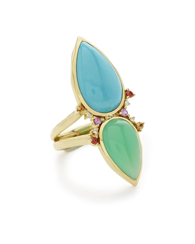Blue Sapphire Turquoise Jewelry | Neiman Marcus