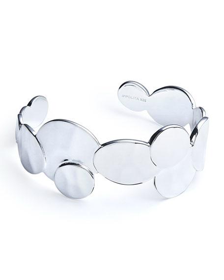 Ippolita 925 Senso™ Mixed Round/Oval 3D Cuff Bracelet