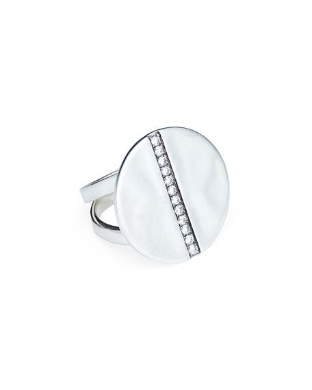Ippolita Senso™ Grand Disc Diamond Ring
