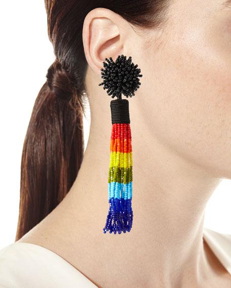 Mignonne Gavigan Beaded Drop Earrings