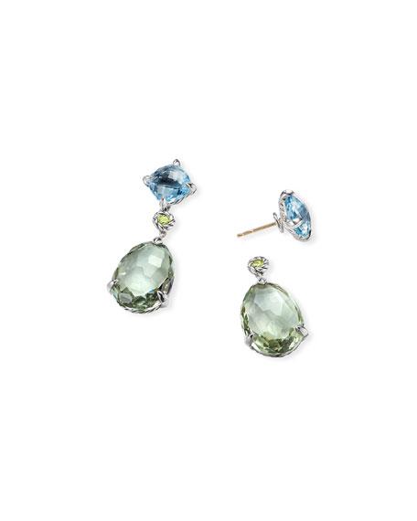 David Yurman Chatelaine Triple Drop Earrings
