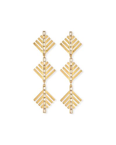 Cascadia Pine Drop Earrings