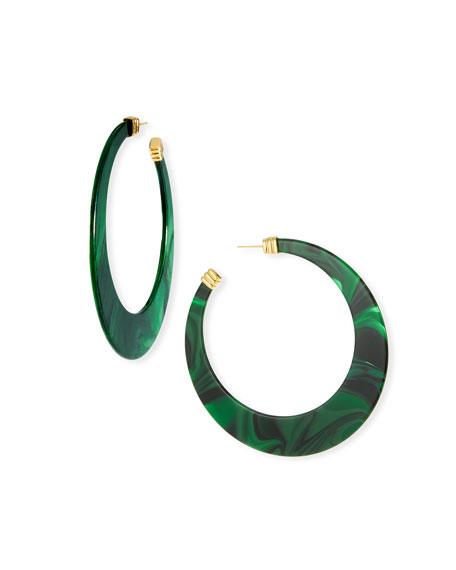 Lodge Hoop Earrings